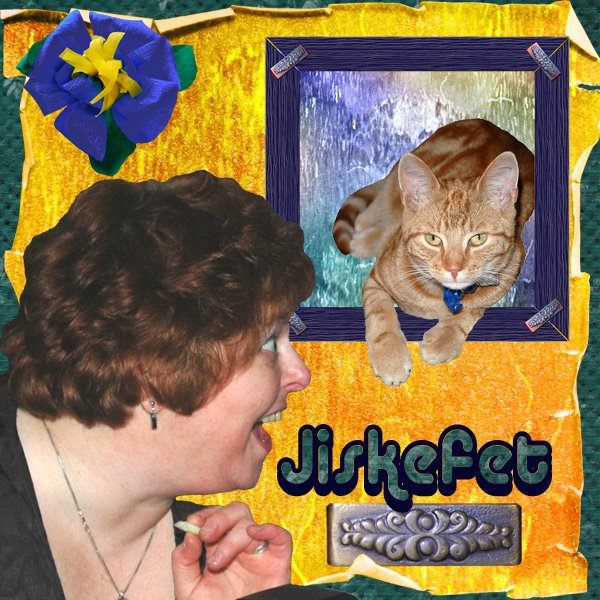 Jiskefet: Scraps, Line Dance and Cats