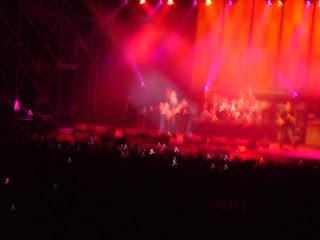 Joe Satriani en Obras