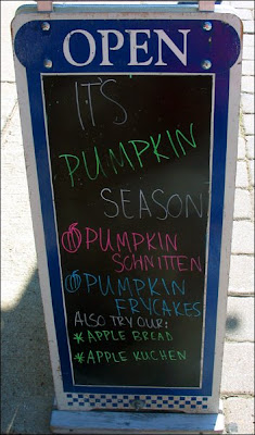 pumpkin season