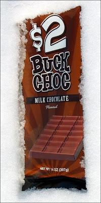 $2 Buck choc