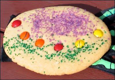 UFO cookie