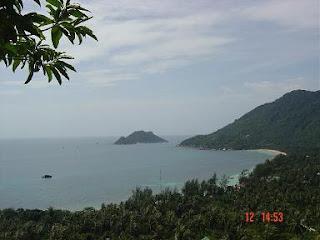 Koh Nang Yuan Island Wallpaper