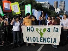 Movimiento por La Paz y la Noviolencia de Mujeres, Jovenes y hombres
