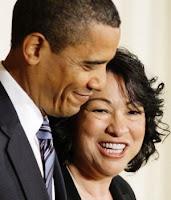 Obama Sónia Sotomayor