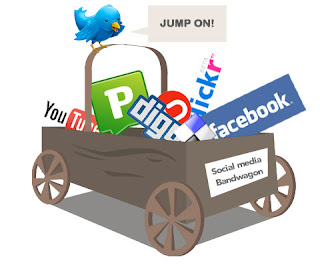 Jump on the social media bandwagon, by Matt Hamm