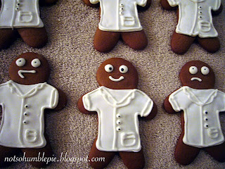 Ginger bread scientists