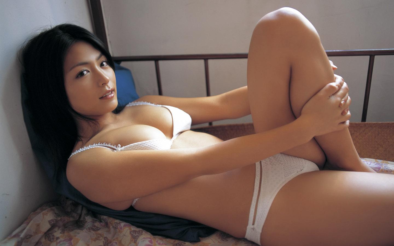 asian bikini wallpaper Photo