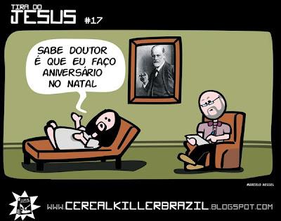 Tira do Jesus #17