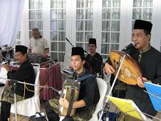 Muzik Asli di Kedutaan Brunei