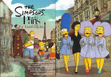The Simpsons- Golo Paris with Linda Evangelista!