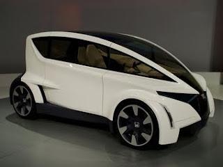 Honda P-NUT concept pic