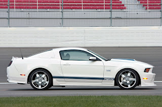 2011 Shelby Mustang GT350 photo