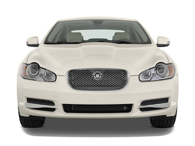 2010 Jaguar XF front view