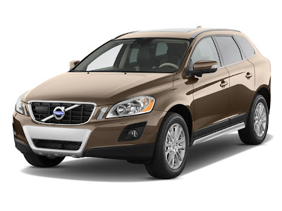 2010 Volvo XC60 Angular View