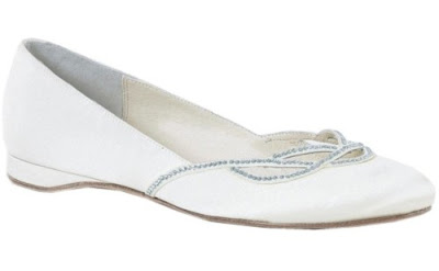 Coloriffics Bridal Shoes on Weddingzilla  Looking For The Perfect Flat Or Small Heel Wedding Shoe