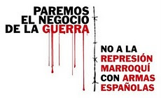 Marruecos mata con armas españolas