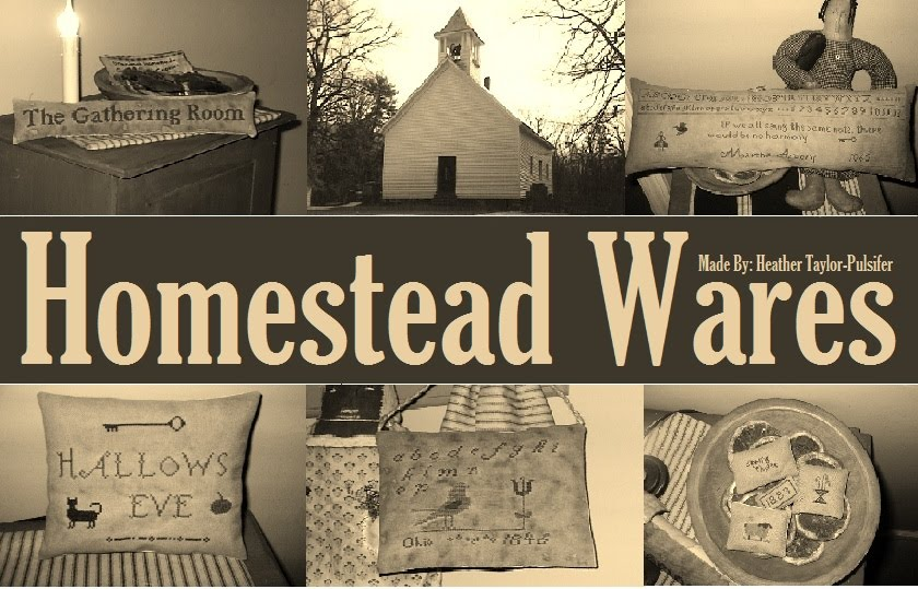 Homestead wares