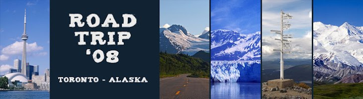 Road trip to Alaska
