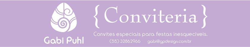 Gabi Puhl Design Conviteria
