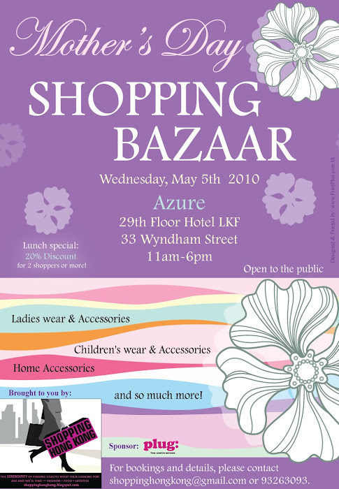 Mother's Day Bazaar