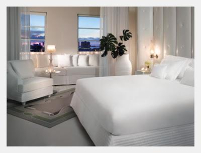Estilo home inspired by art deco design for Delano hotel decor