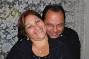 Eu e meu maridão Edivaldo.