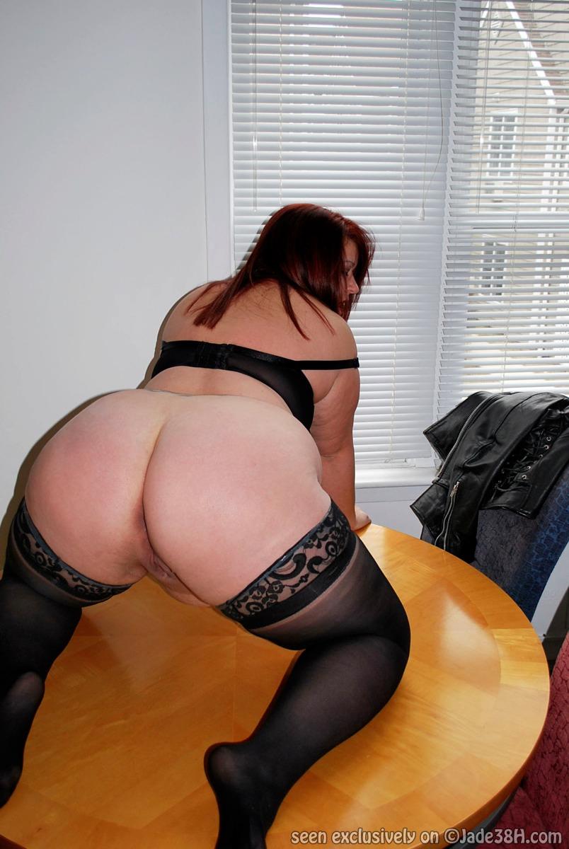 Bbw Jade Parker Nude