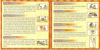 Telugu upanayanam invitation cards paperinvite cooljoint shreyas upanayanam invitation stopboris Choice Image