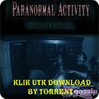 PARANORMAL ACTIVITY MP4