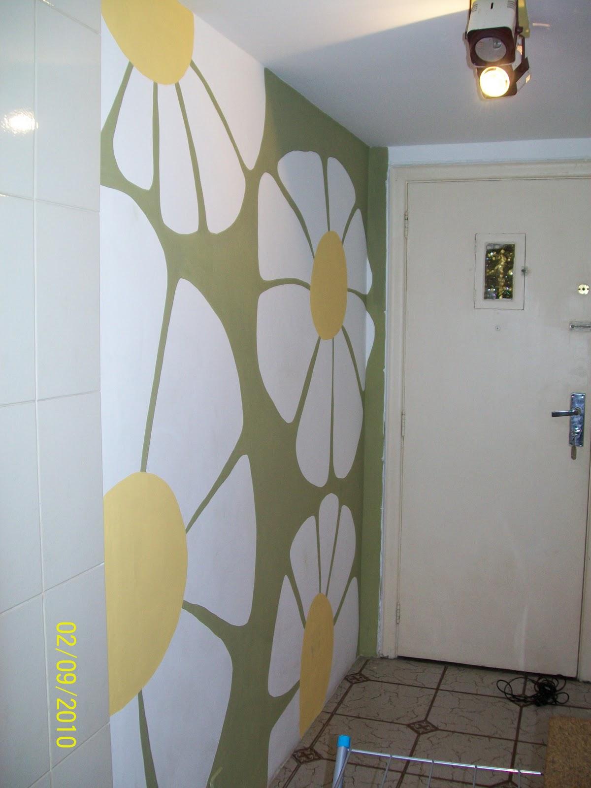 L pis tinta colorido pinturas de parede decorativas - Pintura para pared lavable ...