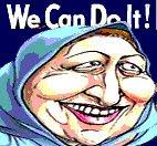 حاج  خانوم  برنده  الجوایز  نوبل  و