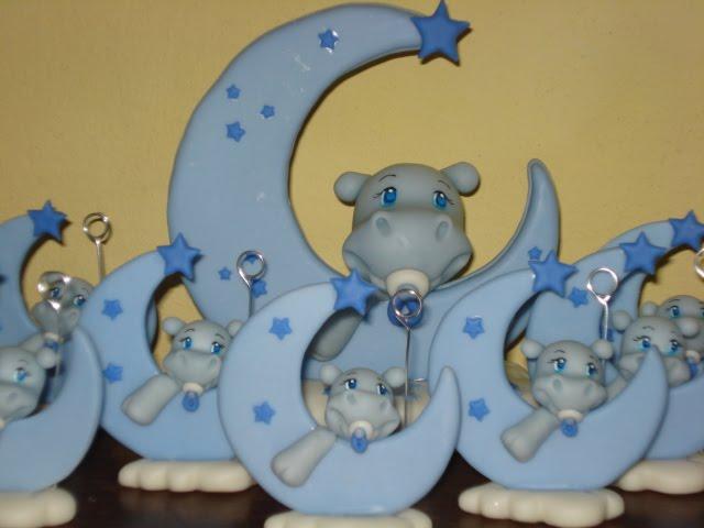 Hipopotamos En Goma Eva