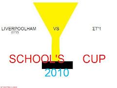 SCHOOL'S CUP 2010