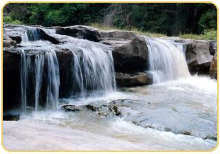 Tat Ton waterfall