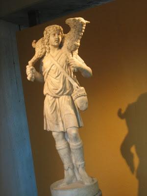 Arte palecristiano, Marmol blanco, finales del siglo III d.c., Museos Vaticanos