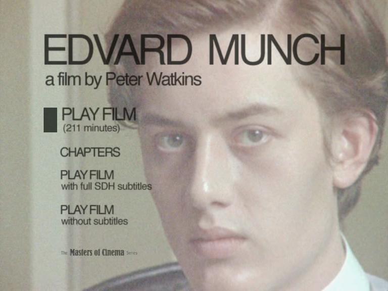 The Adventures of C86: Edvard Munch