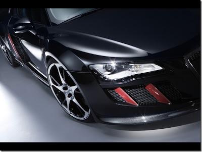 2008 Abt Audi R8. 2008 ABT Audi R8 Pictures