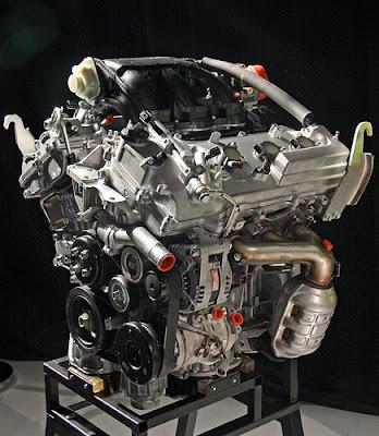 motor evora