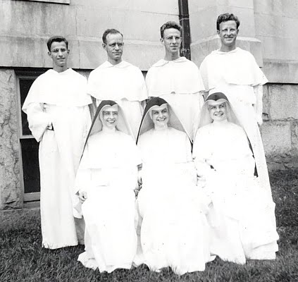 Hinnebusch Family in the Dominican Order