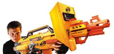 Sg Nerf Nerf N Strike Stampede Ecs Official Press