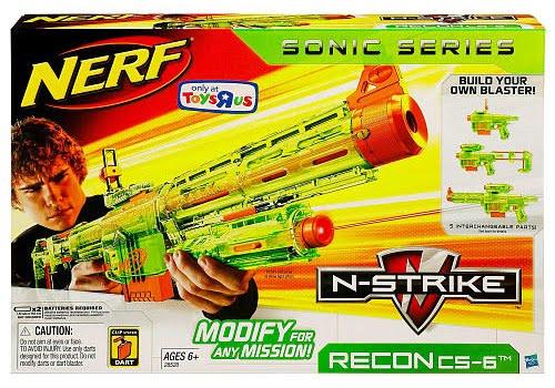 Sg Nerf Nerf Sonic Series Blasters