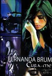 DVD - Fernanda Brum Cura Me (2009) DVD Rip XviD