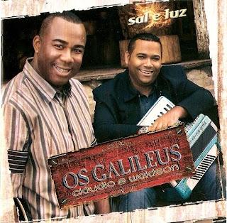 SAL+E+LUZ Baixar CD Os Galileus   Sal e Luz