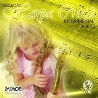 bjipfc CD Coleção Harpa Cristã Instrumental Vol.12