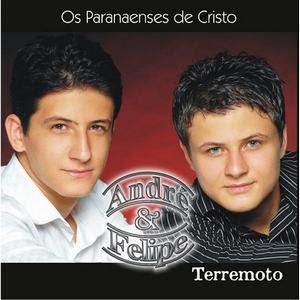 André e Felipe – Terremoto (Lançamento)