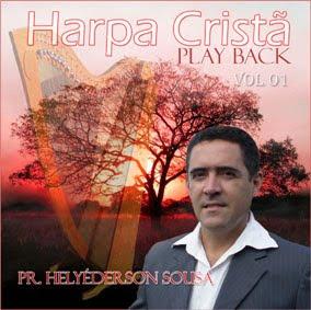 Harpa+Crist%C3%A3+Vol+01 Baixar CD Harpa Cristã Play Back   Com Pr. Helyéderson Souza