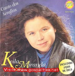 Capa keila miranda canto dos serafins Baixar CD Keila Miranda   Canto dos Serafins(1998)