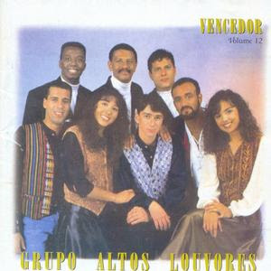 Altos Louvores 1997   Vencedor Baixar CD Altos Louvores   Vencedor(1997) Play Back