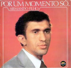 Capa Baixar CD Armando Filho   Por Um Momento Só