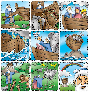 comic adaptation of the story of Noah's ark. It's been HD Pictures
